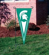 "Michigan State Spartans 34"" x 14"" Collegiate Yard Pennant"