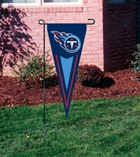 Tennessee Titans NFL Vertical Yard Pennant