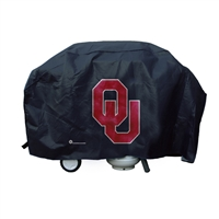 Oklahoma Sooners NCAA Deluxe Grill Cover