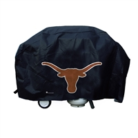 Texas Longhorns NCAA Deluxe Grill Cover