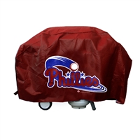 Philadelphia Phillies MLB Deluxe Grill Cover