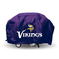 Minnesota Vikings NFL Economy Barbeque Grill Cover