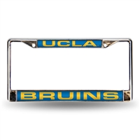 UCLA Bruins NCAA Laser Chrome Frame