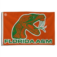 Florida A&M Rattlers NCAA 3x5 Flag