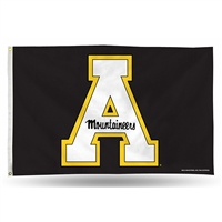 Appalachian State Mountaineers NCAA 3in x 5in Banner Flag
