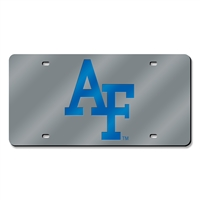 Air Force Falcons NCAA Laser Cut License Plate Cover