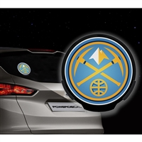 Denver Nuggets NBA Power Decal