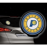 Indiana Pacers NBA Power Decal