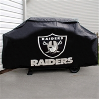 Oakland Raiders NFL Economy Barbeque Grill Cover