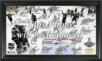 "Highland Mint LA Kings 2014 Stanley Cup Champions ""Celebration"" Signature Rink"