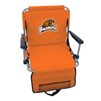 Oregon State Beavers NCAA Hardback Stadium Seat with Armrests