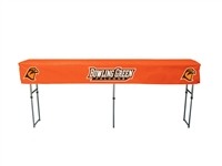 Bowling Green Falcons Fitted Canopy Table Cover