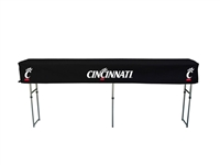 Cincinnati Bearcats Fitted Canopy Table Cover