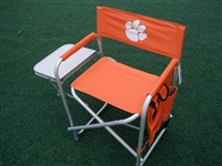 Clemson Tigers Ultimate Director's Chair