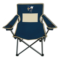 Georgia Tech Yellow Jackets Monster Mesh 300lb. Weight Chair