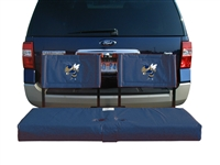 Georgia Tech Tailgate Hitch Seat Cover