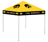 Iowa Hawkeyes 9x9 Ultimate Tailgate Canopy