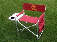 Iowa State Cyclones Ultimate Director's Chair