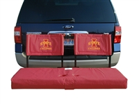 Iowa State Cyclones Tailgate Hitch Seat Cover