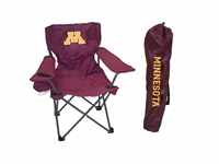 Minnesota Golden Gophers Junior Tailgate Chair