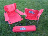 Ole Miss Rebels Junior Ultimate Tailgate Chair