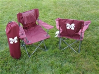 Mississippi State Bulldogs Junior Ultimate Tailgate Chair