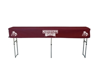 Mississippi State Bulldogs Fitted Canopy Table Cover