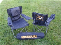 Missouri Tigers Junior Ultimate Tailgate Chair