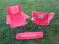 Nebraska Cornhuskers Junior Ultimate Tailgate Chair