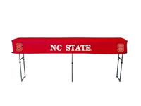 North Carolina State (NC State) Wolfpack Fitted Canopy Table Cover