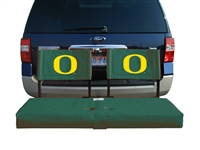 Oregon Ducks Tailgate Hitch Seat Cover