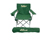 South Florida Bulls Adult Tailgate Chair