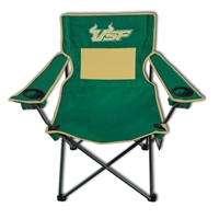 South Florida Bulls Monster Mesh 300lb. Weight Chair