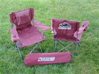 Southern Illinois Salukis Junior Ultimate Tailgate Chair