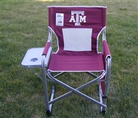 Texas A&M Aggies Ultimate Director's Chair