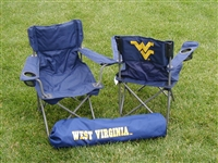 West Virginia Mountaineers Junior Ultimate Tailgate Chair