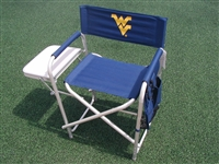 West Virginia Mountaineers Ultimate Director's Chair