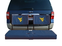 West Virginia Tailgate Hitch Seat Cover