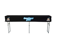 Grand Valley State (GVSU) Lakers Fitted Canopy Table Cover