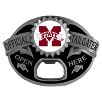 Collegiate Buckle - Mississippi St. Bulldogs