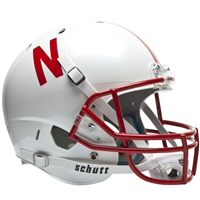 Nebraska Cornhuskers NCAA Replica Air XP Full Size Helmet