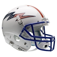 Air Force Falcons NCAA Replica Air XP Full Size Helmet (Alternate White 3)