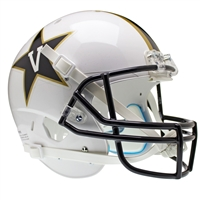 Vanderbilt Commodores NCAA Replica Air XP Full Size Helmet (Alternate White 1)
