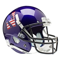 Northwestern Wildcats NCAA Replica Air XP Full Size Helmet (Alternate 1)