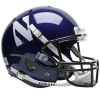 Northwestern Wildcats NCAA Replica Air XP Full Size Helmet