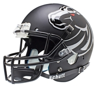 Boise State Broncos NCAA Replica Air XP Full Size Helmet (Alternate Blackout 4)