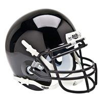 Army Black Knights NCAA Authentic Mini 1/4 Size Helmet (Alternate Black 1)