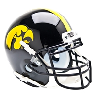Iowa Hawkeyes NCAA Authentic Mini 1/4 Size Helmet