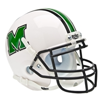 Marshall Thundering Herd NCAA Authentic Mini 1/4 Size Helmet