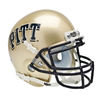 Pittsburgh Panthers NCAA Authentic Mini 1/4 Size Helmet